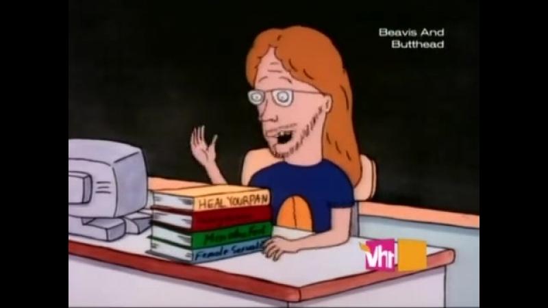 Beavis and Butt-head S03E18 Politically Correct