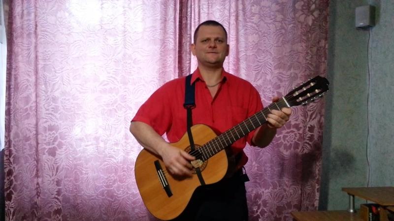 песня под гитару Я ВОЗВРАТИЛСЯ ЗДРАВСТВУЙ МАМА М Круг исполняет А Швыдкой