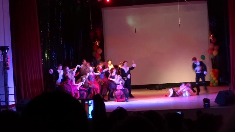 танец вампиров
