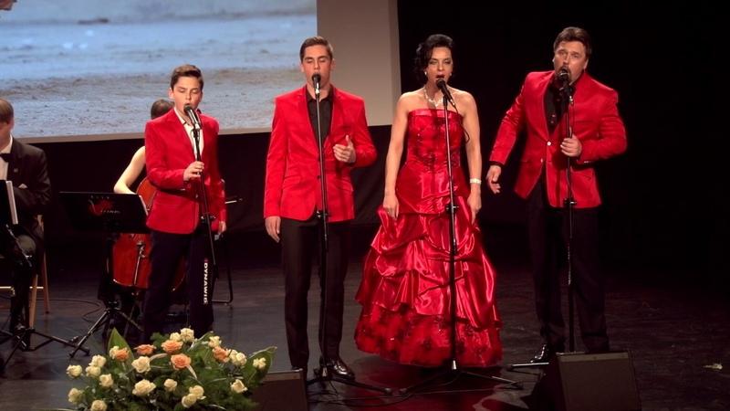 Rodzina Kaczmarków-Wiązanka piosenek hiszpańskich.Koncert Galowy- NOWE HITY!