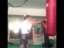 Boxing sports fitbody beauty effortissexy