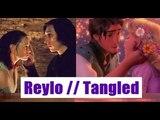 Kylo+Rey Rapunzel+Flynn i see the light