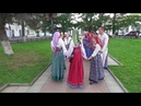 Летели галочки от Владимирской Вечоры.