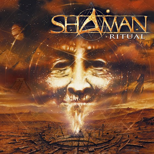 shaMan альбом Ritual