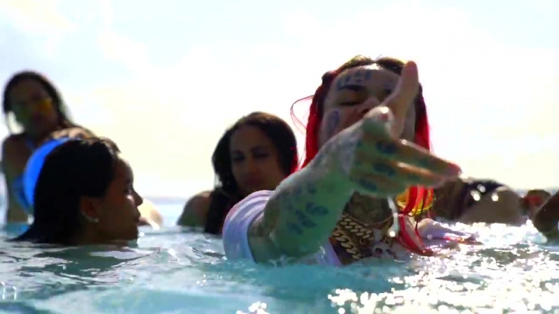 WORLDSTARHIPHOP 6IX9INE Gotti WSHH Exclusive Official Music Video