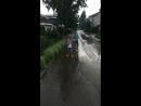 А чем заняты ваши дети в дождь
