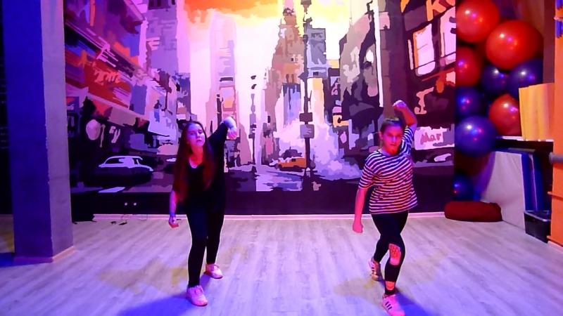 ANYA KATYA   JAZZ FUNK (Level.1)   Choreography by Alexander Chung