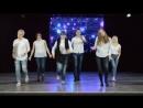 Вожатский танец. 7 отрядная группа.
