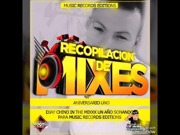 Italo Dance Mix Djay Chino In The Mixxx MRE