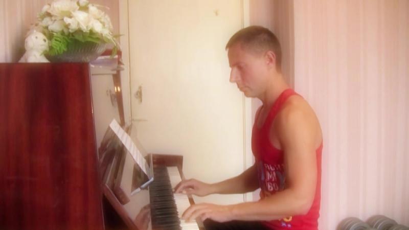 А Рыбников Я тебя никогда не забуду музыка из фильма Юнона и Авось я за фортепиано