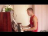 А. Рыбников - Я тебя никогда не забуду (музыка из фильма Юнона и Авось), я за фортепиано
