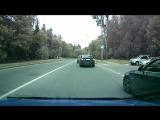 Мгновенная карма BMWшника