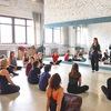 Контактная импровизация и Body Work в Краснодаре