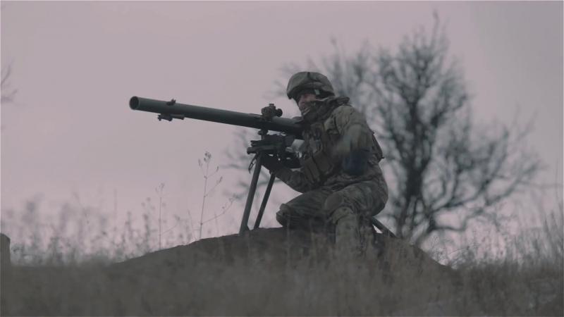 Зброя полку АЗОВ Weapons of the regiment AZOV