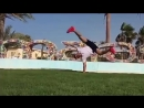 Bboy Klash / Тренит Короночку