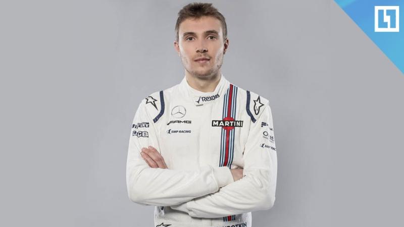 Российский пилот Формулы 1