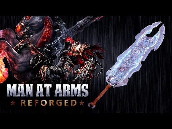 Chaoseater - Darksiders - MAN AT ARMS REFORGED