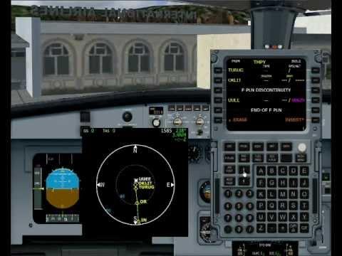 Учебный ролик по эксплуатации AIRBUS A320 (WILCO) Part1 Preparations