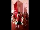 Отчетный концерт кл.п.Энгельсово. Танец Валенки