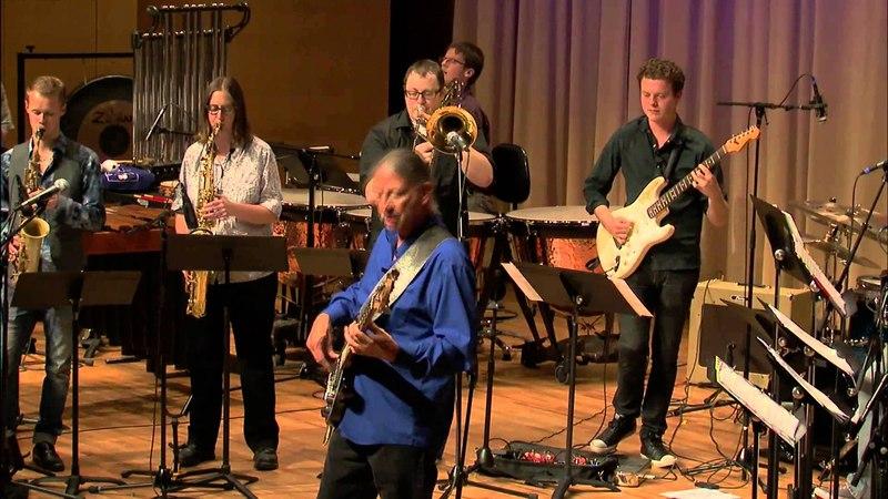Music of Frank Zappa Arthur Barrow at UNT 23 April 2015