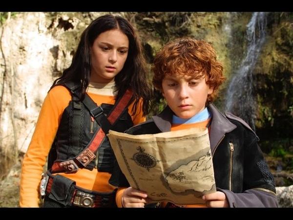 Дети шпионов 2: Остров несбывшихся надежд (2002)— русский трейлер