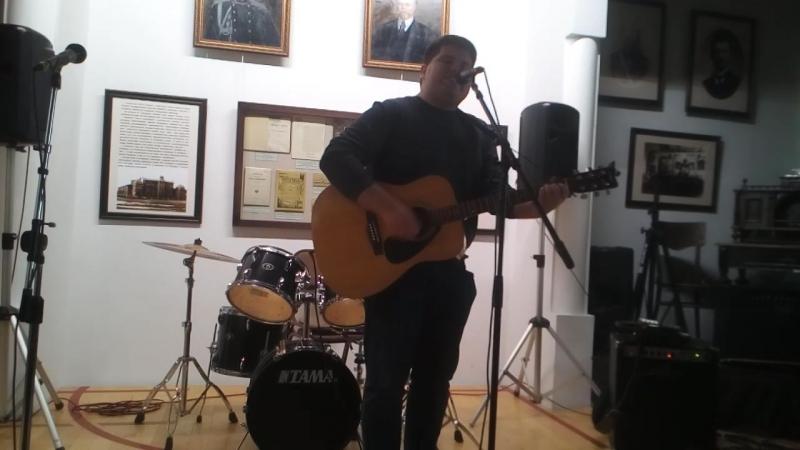 Павел Хусаинов - Держать руку на пульсе (19.05.2018 Омский музей просвещения)