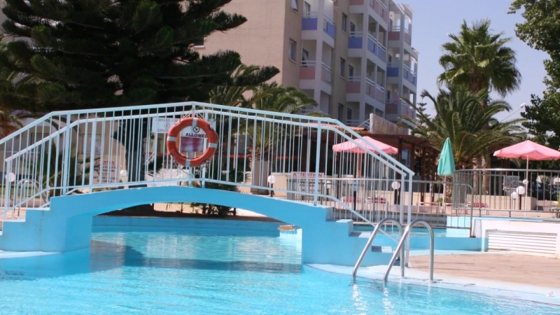 Astreas Beach Hotel Apts 3* Кипр