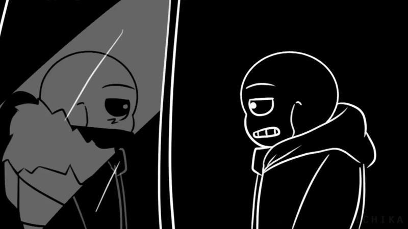 CopyCat Undertale Sans AUs Animation (NOT MINE! ITS JUST ANOTHER COVER!)