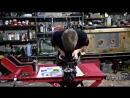 [Андрей Скутерец] Дроческоп 2 сборка, пескоструй и покраска двигателя