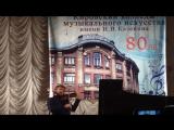 Ф. Крейслер ,,Прелюдия и Аллегро в стиле Пуньяни,,исп.Евгений Субботин