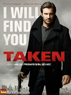 Taken Staffel 01-02 (2017)