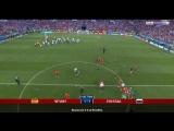 Espagne vs Russie 1-1 TAB 3-4