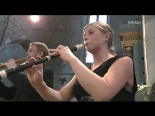 1068 J. S. Bach - Orchestral Suite No. 3 D Major BWV 1068 - Václav Luks - Collegium 1704