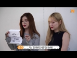 BTS 22.06.18 A Closer Look at Sojin and Keumjo's V-Live Broadcast