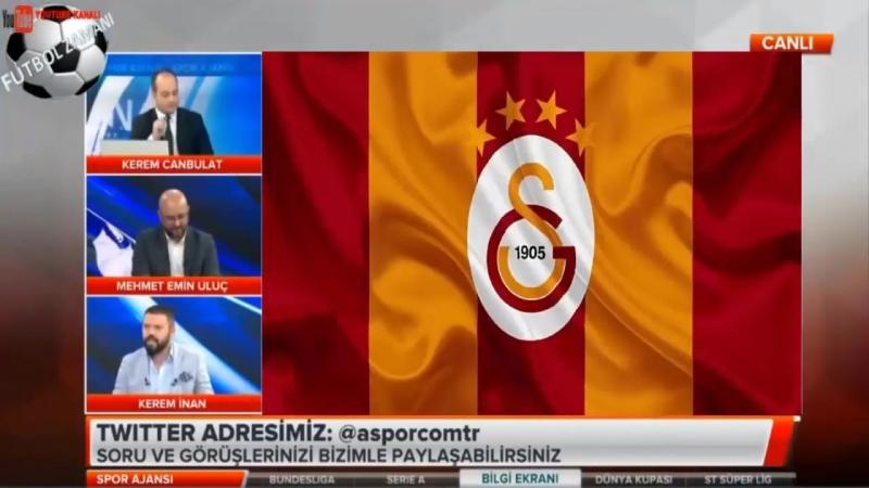 GALATASARAY Spor Ajansı ¦ Ahmet Musa, Ndiaye, Gomis, Selçuk İnan Yorumları 25 Haziran 2018