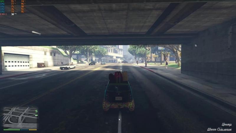 Grand Theft Auto V GTX650 1GB
