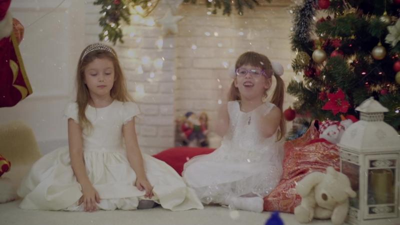 Дед мороз и снегурочка из Ф.Б.Р.