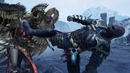 God of War God vs Queen Abusing iFrames Guardian Shield Combat Give Me God of War