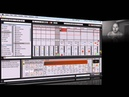 Ableton Live 9 Detroit Techno Inspired Idea