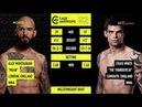 Alex Montagnani vs Craig White Full Fight Cage Warriors 92