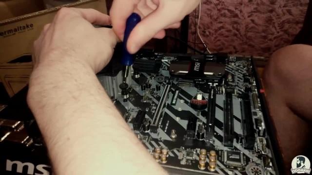 BERO ODOAKRI ახალი კომპიუტერი ჩემს დაბადებისდღისთვის