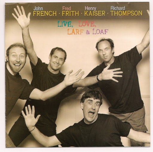 French альбом Live, Love, Larf and Loaf