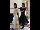 Девушки кавказа танцуют лезгинку 2018