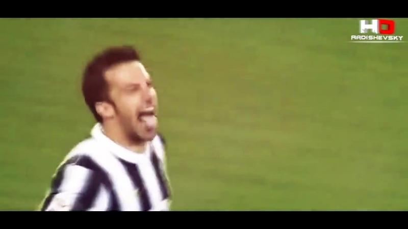 Alessandro Del Piero •The Movie - Grazie Capitano• HD