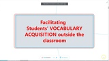 Как выстроить систему пополнения словарного запаса для своих студентов