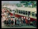 Забытые детали жизни, 1945 - 1960 г. СССР, Избранное в цвете. В кадре Москва и окраины города