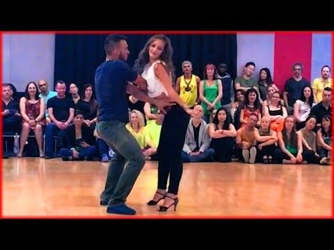 Despacito - Dance   Zouk   Arthur Santos Mathilde dos Santos   Jack Jill at Casa do Zouk