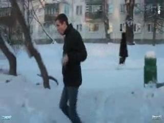 Как Батон гуляет