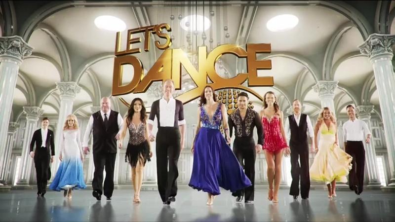 Let s Dance Del 7 Röstnings Program Säsong 13 04 05 2018