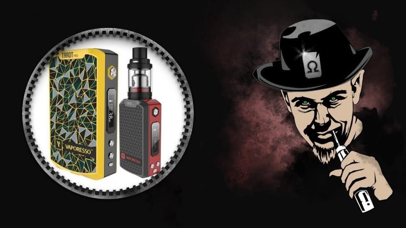 Vaporesso Tarot Nano Starter kit Tarot Pro Mod